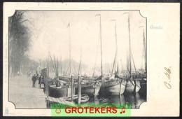 GOUDA Nieuwe Veerstal 1903 - Gouda