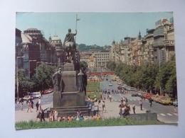 "Cartolina Viaggiata ""PRAHA"" 1986 - Repubblica Ceca"