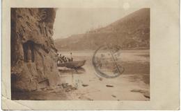 CHINE - CHINA -  LUNGMEN : Le Passage Du Fleuve En Bateau - Cachet De La Poste 1923 - Chine