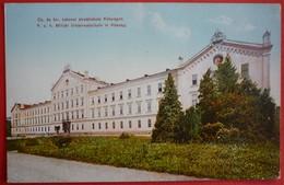HUNGARY -  K.u.K. MILITAR-UNTERREALSCHULE IN KOSZEG - Ungheria