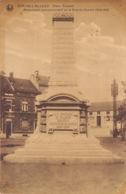 Braine-l'Alleud - Place Cloquet - Monument Commémoratif - Eigenbrakel