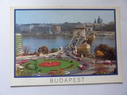 """Cartolina Viaggiata """"BUDAPEST"""" 2000 - Ungheria"""