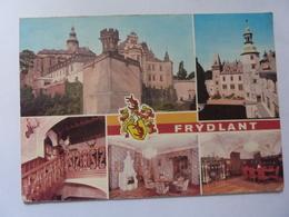 "Cartolina Viaggiata ""FRYDLANT"" 1983 - Repubblica Ceca"
