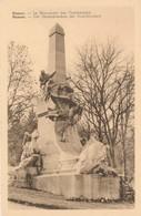 CPA - Belgique - Namur - Le Monument Des Combattants - Namur