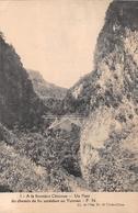 ¤¤   -   CHINE  -  A La Frontière Chinoise  -  Un Pont Du Chemin De Fer Accédant Au YUNNAN   -   ¤¤ - Chine