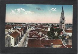 CPA Lituanie Lituania écrite MEMEL - Litauen
