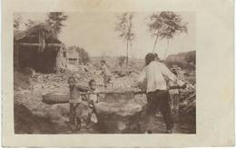 CHINE - CHINA -  Un Moulin à Farine Dans Les Environs De CHENGCHOW- Cachet De La Poste 1924 - Chine