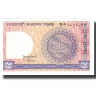 Billet, Bangladesh, 1 Taka, Undated (1988- ), KM:6Bb, NEUF - Bangladesh