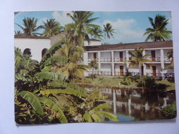 "Cartolina Viaggiata ""ILLE MAURICE  Belle Mare Hotel St. Geran"" - Mauritius"
