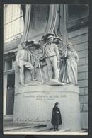 +++ CPA - Exposition Universelle De LIEGE 1905 - Groupe De Mineurs    // - Liege