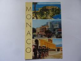 """Cartolina Viaggiata """"MONACO"""" - Altri"""