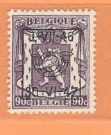 COB 714 TYPO  I-VII-46 Au 30-VI-47   (Lot 677) - Preobliterati