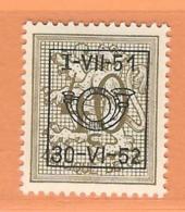 COB 853 TYPO ** NEUF **  I-VII-51 Au 30-VI-52   (Lot 677) - Typos 1951-80 (Chiffre Sur Lion)