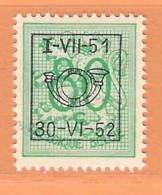 COB 857 TYPO ** NEUF **  I-VII-51 Au 30-VI-52   (Lot 677) - Typos 1951-80 (Chiffre Sur Lion)