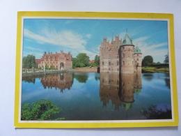 "Cartolina Viaggiata ""Egeskov Slot"" 1994 - Danimarca"