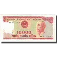 Billet, Viet Nam, 10,000 D<ox>ng, 1993, 1993, KM:115a, TTB+ - Chine