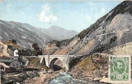 ¤¤   -  GEORGIE    -  Le Caucase   -  La Route Militaire De Georgie  - Pont Mléty    -   ¤¤ - Georgia