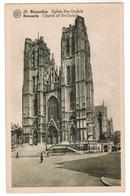 Brussel, Bruxelles, Eglise Sainte Gudule (pk55300) - Monumenten, Gebouwen