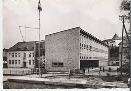 SAINT AVOLD. CPSM  L'école Frisch - Saint-Avold