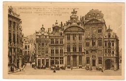 Brussel, Bruxelles, Grand Place (pl55301) - Monuments, édifices