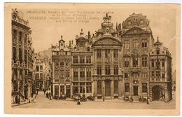 Brussel, Bruxelles, Grand Place (pl55301) - Monumenten, Gebouwen