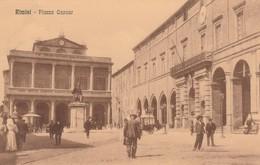Cartolina - Rimini - Piazza Cavour - Rimini