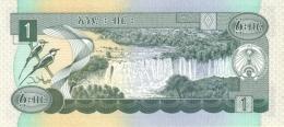 ETHIOPIA P. 41a 1 B 1976 AUNC - Ethiopia