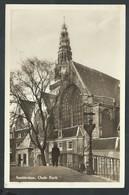 +++ CPA - Photo Carte - Foto Kaart - Pays Bas - AMSTERDAM - Oude Kerk    // - Amsterdam