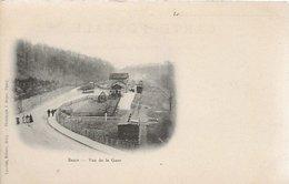 CPA - Chemin De Fer La Gare BRIEY 54 - Briey