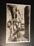 19886) GENOVA VECCHIA VICO S. ANDREA NON VIAGGIATA Ed MANGINI - Genova (Genoa)