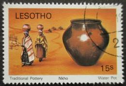 LESOTHO N°403 Oblitéré - Lesotho (1966-...)
