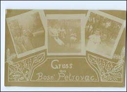 U5317/ Gruß Aus Bosn. Petrovac Foto AK Bosnien Ca.1914 - Bosnie-Herzegovine