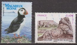 Protection Des Oiseaux - Macareux Moine- FRANCE - Lion De Belfort - N° 4659-4697 - 2012 - France