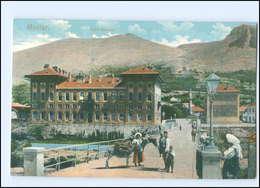 U5283/ Mostar Hotel Narenta   Bosnien AK Ca.1910 - Bosnie-Herzegovine