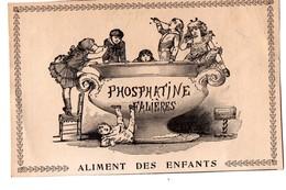 Publicité PHOSPHATINE FALIERES (PPP17443) - Advertising