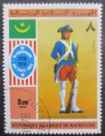 MAURITANIE N°346 Oblitéré - Mauritanie (1960-...)