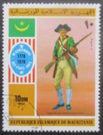 MAURITANIE N°347 Oblitéré - Mauritanie (1960-...)