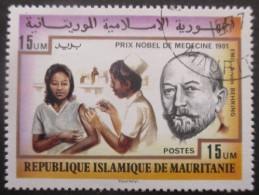 MAURITANIE N°365 Oblitéré - Mauritanie (1960-...)