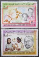 MAURITANIE N°364 Et 365 Oblitérés - Mauritanie (1960-...)