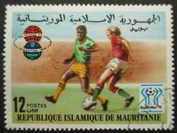 MAURITANIE N°379 Oblitéré - Mauritanie (1960-...)