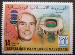 MAURITANIE N°380 Oblitéré - Mauritanie (1960-...)