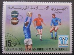 MAURITANIE N°381 Oblitéré - Mauritanie (1960-...)