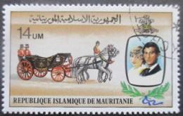MAURITANIE N°477 Oblitéré - Mauritanie (1960-...)