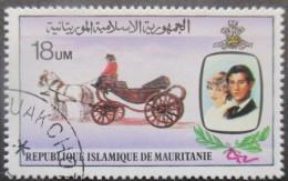 MAURITANIE N°478 Oblitéré - Mauritanie (1960-...)