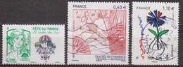 Montgolfière - Vaisseau De Commerce, Boussole - FRANCE - Bleuet De France, Guerre 1914-1918 - 2013 - N° 4809-4817-4907 - France