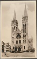 The West Front, Truro Cathedral, Cornwall, C.1950s - Penpol RP Postcard - England
