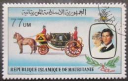 MAURITANIE N°479 Oblitéré - Mauritanie (1960-...)
