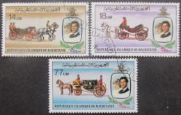 MAURITANIE Série N°477 Au 479 Oblitéré - Mauritanie (1960-...)
