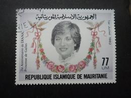 MAURITANIE N°508 Oblitéré - Mauritanie (1960-...)