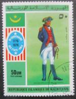 MAURITANIE Poste Aérienne N°165 Oblitéré - Mauritanie (1960-...)